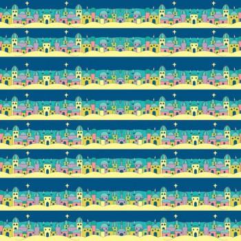 TELA KASER | Tela diseñada con ilustraciones originales de Pespunteando.  Disponible en: Popelín vestidos, popelín strech, popelín ligero, sarga gabardina, sarga lycra, sarga, lino, lino ( 56% 44 / lino 44% algodón ), crepe de seda china, lona, camiseta, muselina, lona  y gasa.
